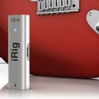 IK Multimedia iRig HDA
