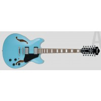 Ibanez AS7312 12 String Blue
