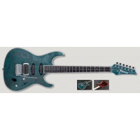 Ibanez SA560MB Aqua Blue Flat