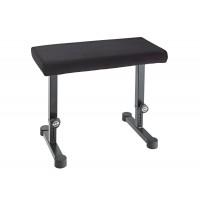 K M 14086 Keyboardbank Stoff  sehr stabil