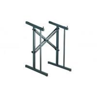K M 42040 Mixerst    nder verstellbar schwarz
