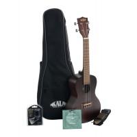 Kala Mahogany KA 15 C Concert Starter Kit