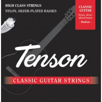 Klassik Gitarren Saiten Tenson Nylon High Tension
