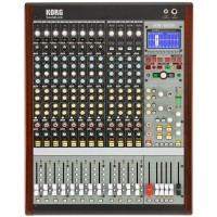 Korg MW 1608 Hybrid Mixer 16 Channel