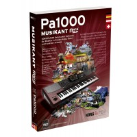 Korg PA 1000 Musikant SD Erweiterung