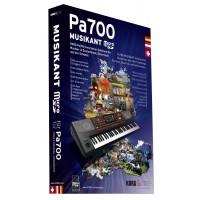 Korg PA 700 Musikant SD Erweiterung