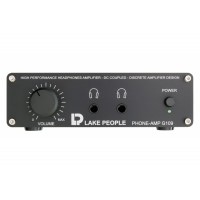 Lake People G109 S Headphone Amp unsymm  Inputs