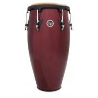 Latin Percussion Aspire Wood Conga 12  Dark Wood