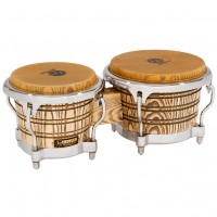 Latin Percussion Bongo Galaxy Giovanni Natur Chrom