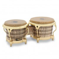 Latin Percussion Bongo Galaxy Giovanni Natur Gold