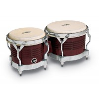 Latin Percussion Bongo Matador  Almond Brown