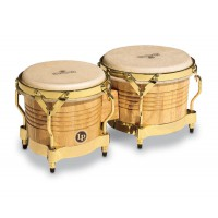 Latin Percussion Bongo Matador  Natur Gold