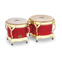 Latin Percussion Bongo Matador  Red