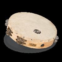 Latin Percussion CP Wood Tambourine 10  CP380