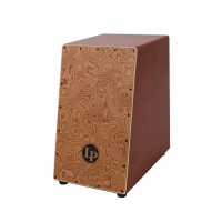 Latin Percussion Cajon Americana Angled Surface