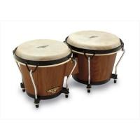 Latin Percussion Dark Wood Bongo CP221 DW