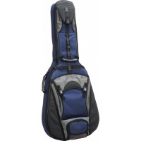 Levys CPS20 BLK GRY Pro Series Acoustic Guitar Bag