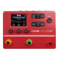 Line 6 HELIX HX Stomp Red Ltd