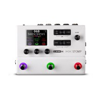 Line 6 HELIX HX Stomp White limited Edition
