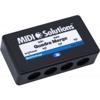 MIDI Solutions Quadra Merger