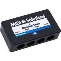 MIDI Solutions Quadra Thru