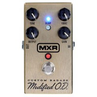 MXR M 77 Custom Badass Modified Overdrive