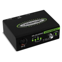 M Audio MidiSport 2x2 Anniversary Edition