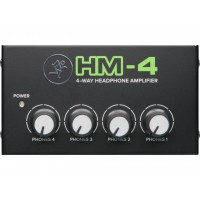 Mackie HM 4 4Wege Headphone Amplifier