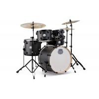 Mapex Storm Schlagzeug Fusion 5 teilig Deep Black