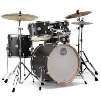 Mapex Storm Schlagzeug Fusion 5 teilig Ebony Blue