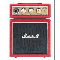 Marshall MS 2R Red Microben