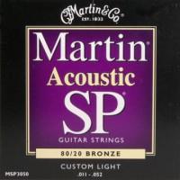 Martin MSP3050 Ac  Bronze  011  052 Custom Light