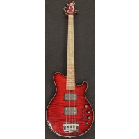 Music Man 25th Anniversary Red Burst Flame RF