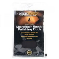 Music Nomad Microfiber Suede Polish Cloth