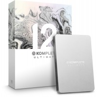 NI Komplete 12 Ultimate Collectors Ed Upgr K 2 12