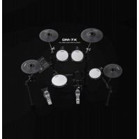 NUX DM 7X All Mesh Heads Digital Drum Set