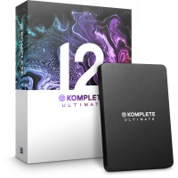 Native Instruments Komplete 12 Ultimate Upgr Cross