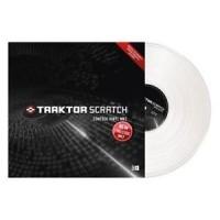 Native Instruments Traktor Scratch Vinyl MKII White