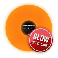 Native Instruments Traktor Scratch vinyl orange