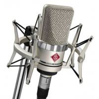 Neumann TLM 102 Studio Set Nickel
