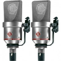 Neumann TLM 170 R Stereo Set  Nickel