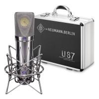Neumann U 87 Rhodium Edition 50th Anniversary
