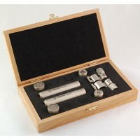 Oktava MK 012 01 MSP 2 Stereo Paar Holzbox Silver