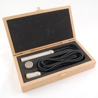 Oktava MK 012 01 mini in Holzbox Silver