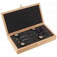 Oktava MK 012 MSP 6 Stereo Paar in Holzbox Black