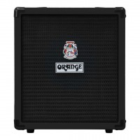 Orange Crush Bass 25 Combo black