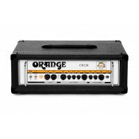 Orange Crush CR 120 H Guitar Head Black