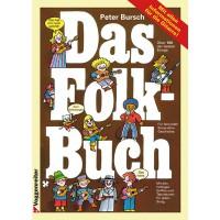 Peter Burschs  Das Folk Buch