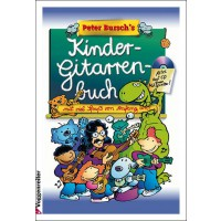 Peter Burschs Kinder Gitarrenbuch   CD