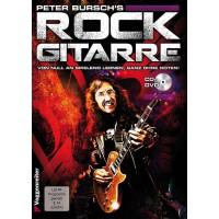 Peter Burschs Rock Gitarre   CD